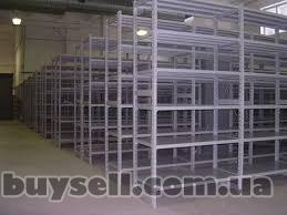 стеллажи,  складское оборудование,  торговоое оборудование изображение 3