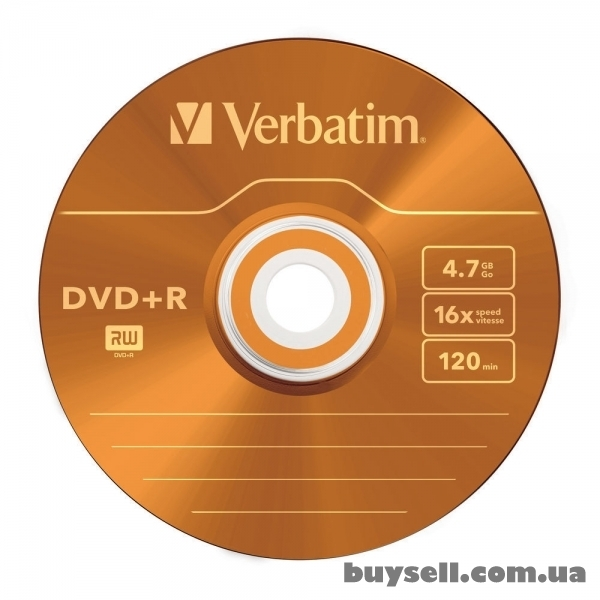 Verbatim DVD+R 4. 7GB 16X Colour Slim 5шт (43556)