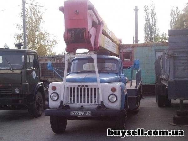 Аренда автовышек Бровары по району Киевская область. изображение 3