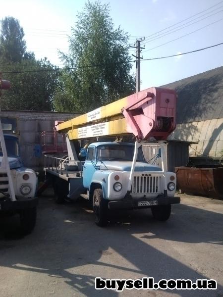 Аренда автовышек Бровары по району Киевская область.