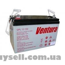 Акумулятор (зовнішний)  Ventura 12В(V)  100Ач(Аh)  до джерела безпереб