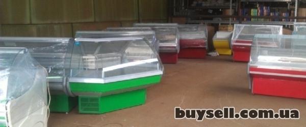 Холодильные витрины,  шкафы,  лари,  регалы - новые и б/у