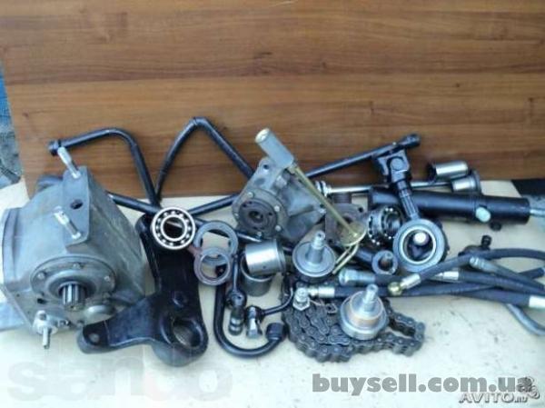 Продам львовский погрузчик  дизельный 5-7т после кап, ремонта. изображение 5