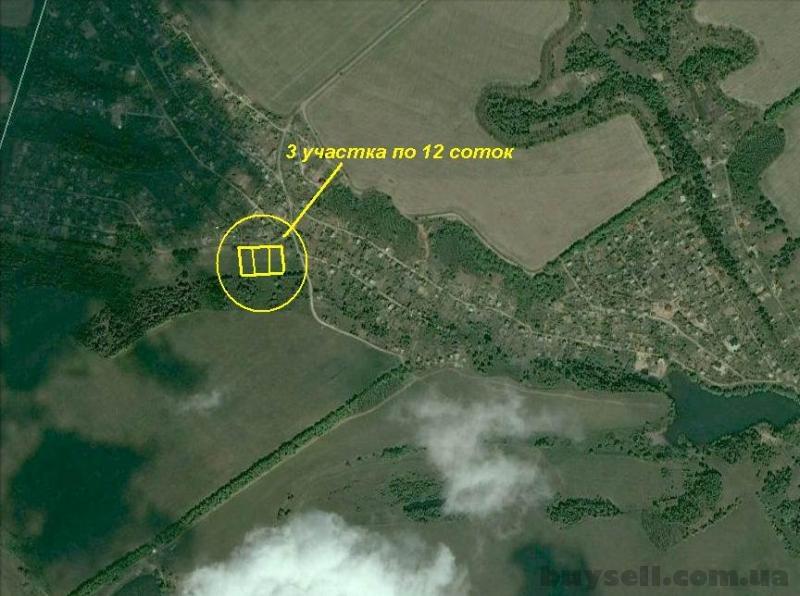 участок от 12 до 36 соток  Кренычи,  18 км от Киева по Новообуховской