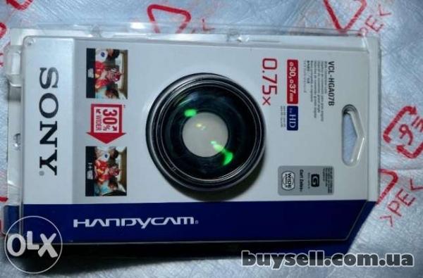 Продается Sony VCL HGA07B изображение 2