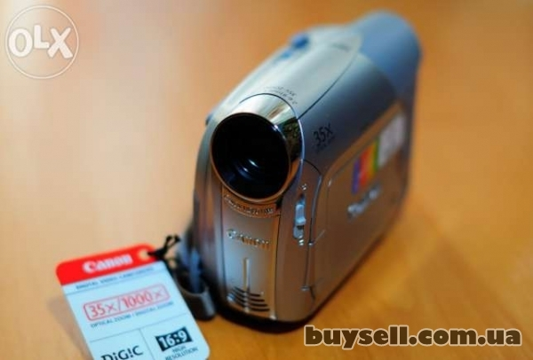 Продается видеокамера Canon MD-120 изображение 3