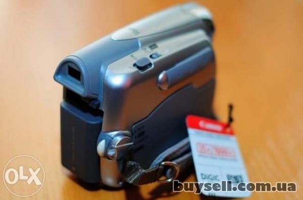 Продается видеокамера Canon MD-120 изображение 4