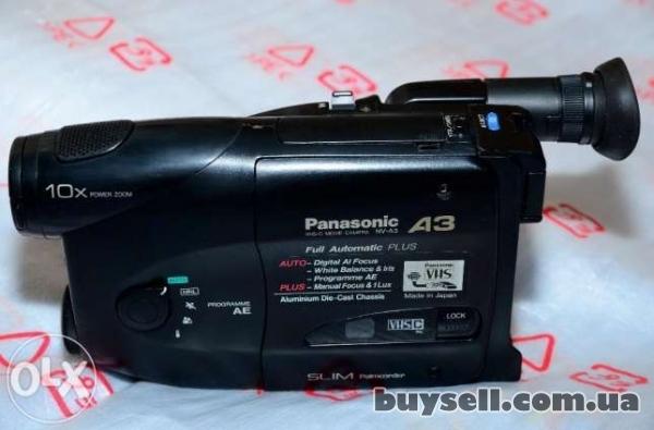 Продается видеокамера Panasonic A3