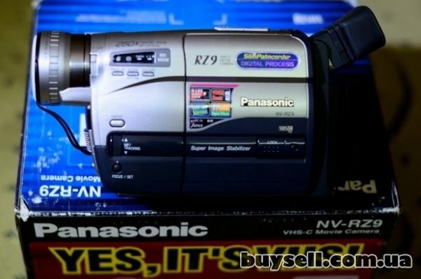 Продается видеокамера Panasonic NV- RZ9 изображение 2