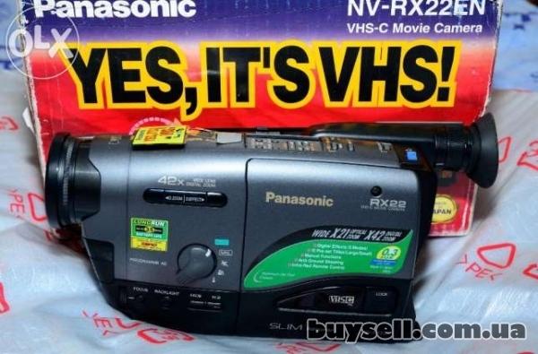 Продается видеокамера Panasonic NV RZ-22EN изображение 2