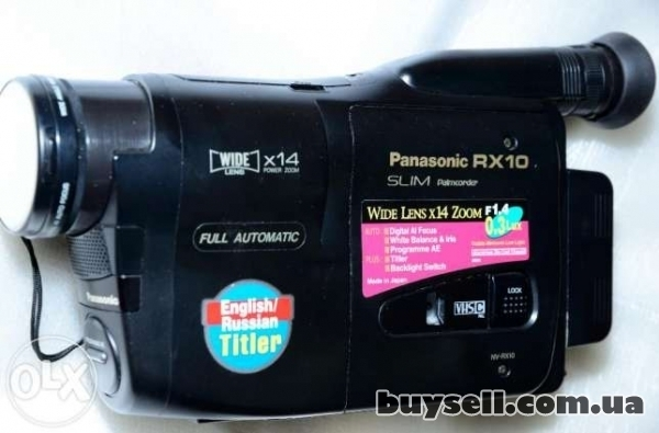 Продается видеокамера Panasonic RX-10 изображение 5