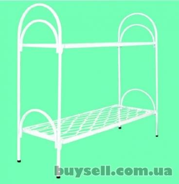 Металлические кровати для домов отдыха,  кровати для рабочих изображение 2