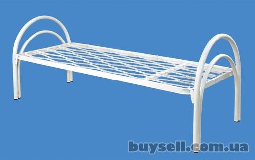 Металлические кровати для домов отдыха,  кровати для рабочих изображение 3