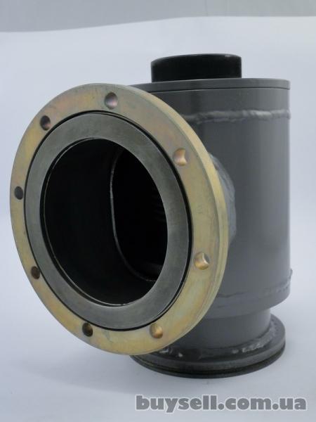 Клапан вакуумный с ручным приводом типа КВР