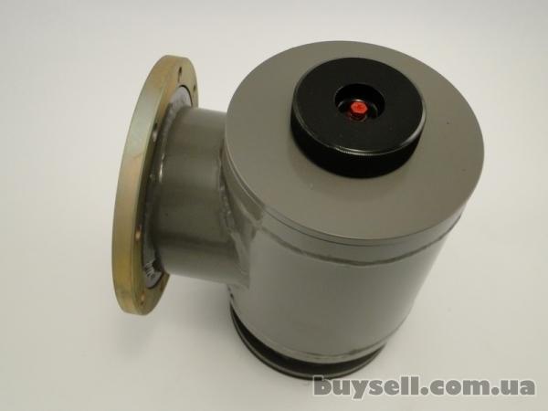 Клапан вакуумный с ручным приводом типа КВР изображение 2