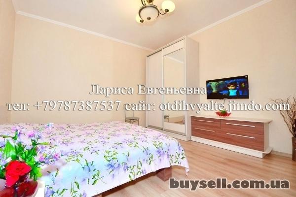 Квартира на Массандровском пляже в Ялте,   ул.   Дражинского,   до 4 ч