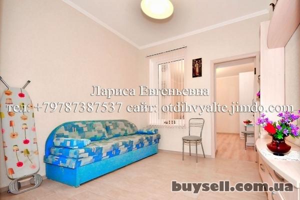 Квартира на Массандровском пляже в Ялте,   ул.   Дражинского,   до 4 ч изображение 4