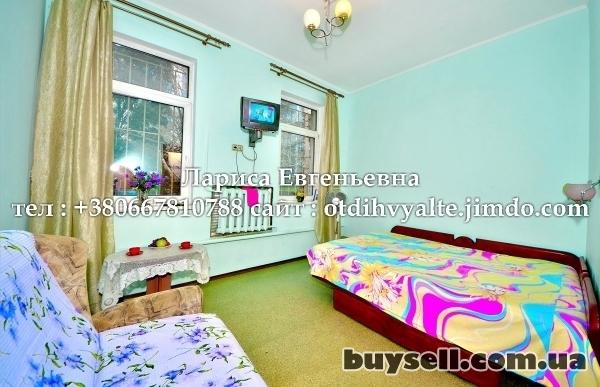 Квартира на набережной Ялты,    недорогой люкс у моря,    до 3 человек изображение 3