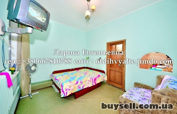 Квартира на набережной Ялты,    недорогой люкс у моря,    до 3 человек