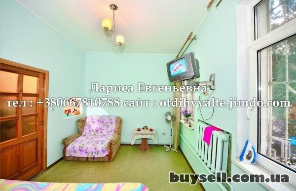 Квартира на набережной Ялты,    недорогой люкс у моря,    до 3 человек изображение 4