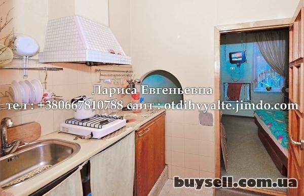 Квартира на набережной Ялты,    недорогой люкс у моря,    до 3 человек изображение 5