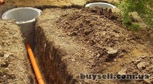 Копаем колодцы для питьевой воды, сливные ямы (септики) , канализации