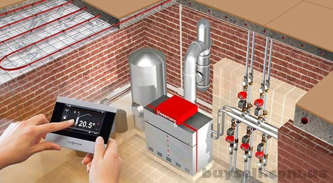 Профессиональный подбор и монтаж систем водоснабжения и отопления. изображение 4