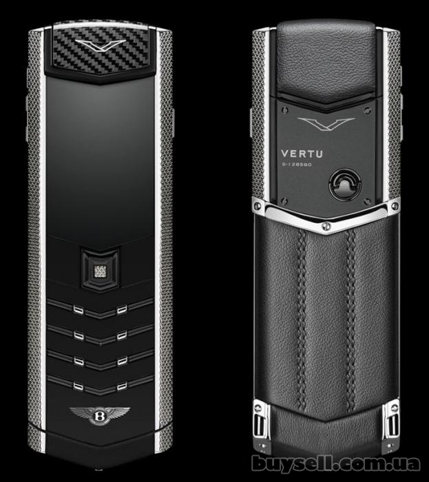 Vertu Signature S Design For Bentley,  Vertu,  реплика Vertu, Копии Ve изображение 2