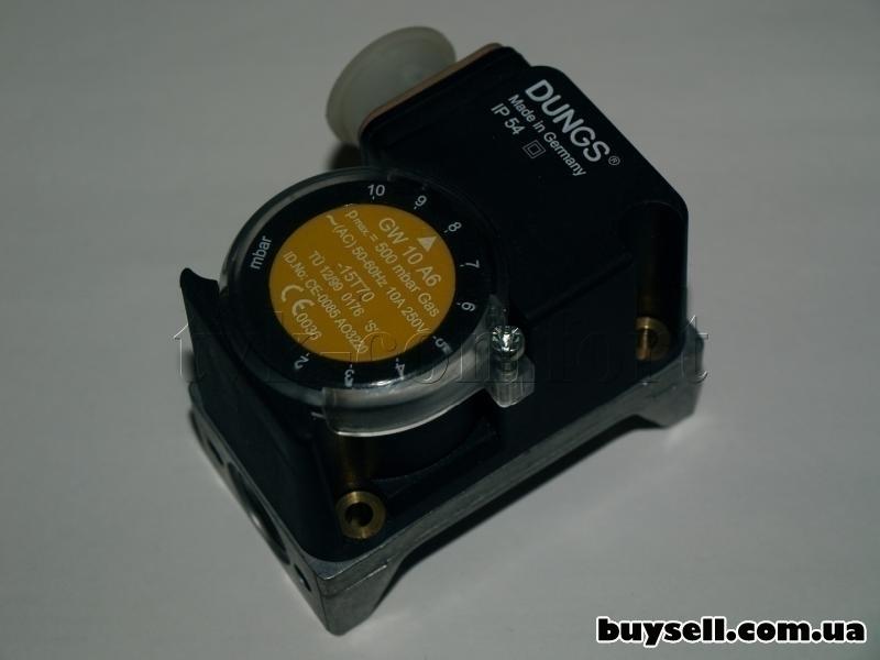 Реле давления газа и воздуха Dungs GW 10 А6 арт.  228724 изображение 4