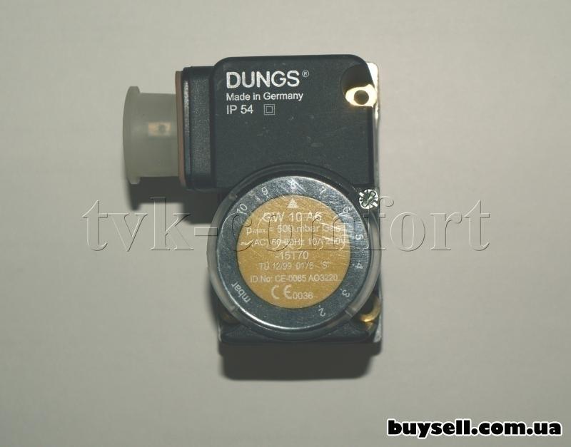 Реле давления газа и воздуха Dungs GW 10 А6 арт.  228724 изображение 5