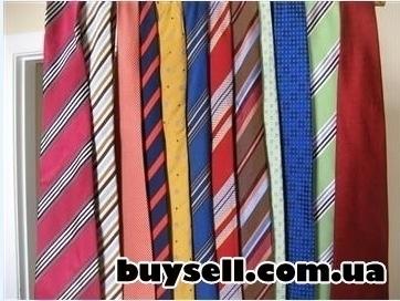 Фирменные галстуки мужские,     б/у.