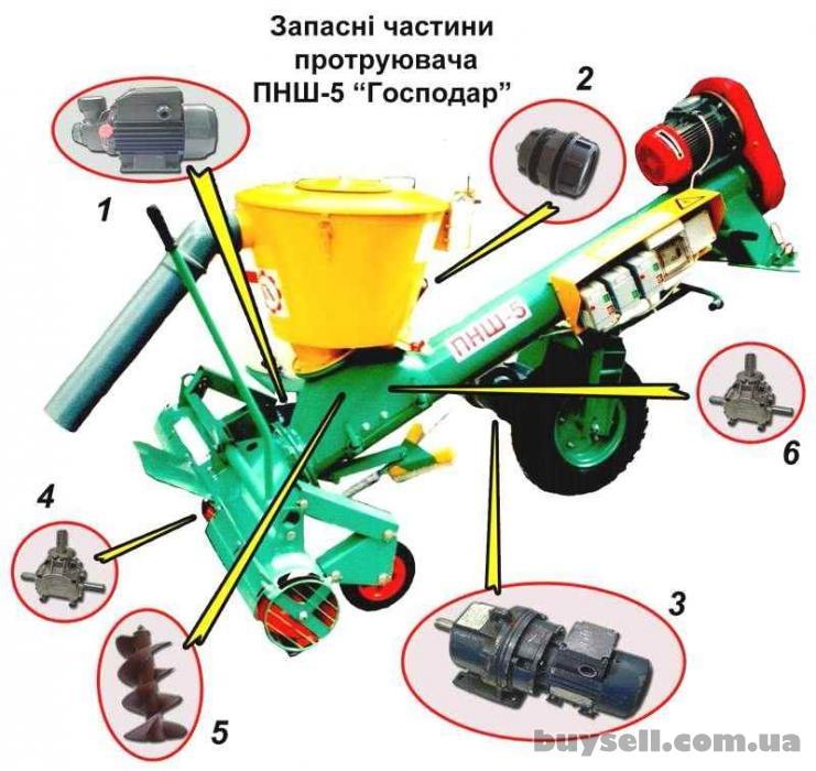 Протравливатель шнековый ПНШ-3