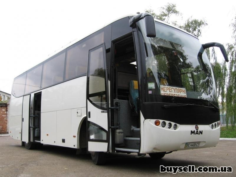 Пропоную власний 38-ми містний автобус Львів.
