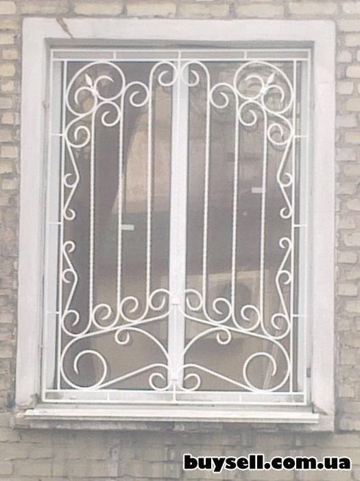 Решетки на окна Луцк изображение 2