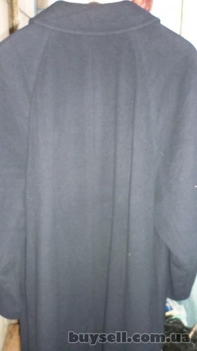 Мужское демисезонное эксклюзивное пальто р 50-52 фирмы Bugatti изображение 2
