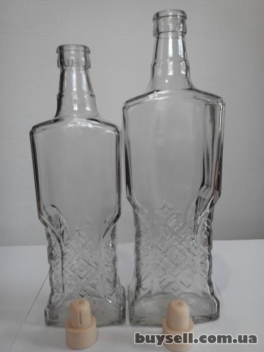 Стеклобутылка обработанная ультразвуком и кварцем. изображение 5