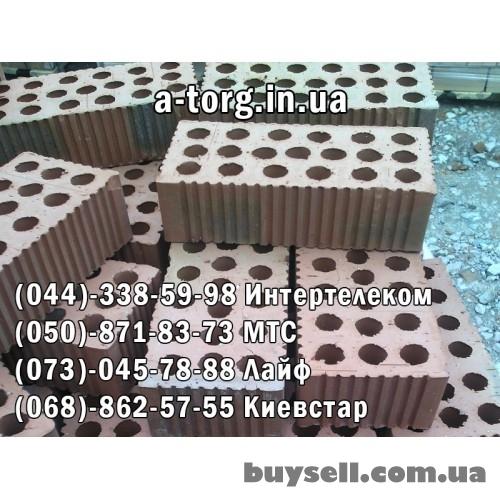 Керамический пустотелый кирпич изображение 4