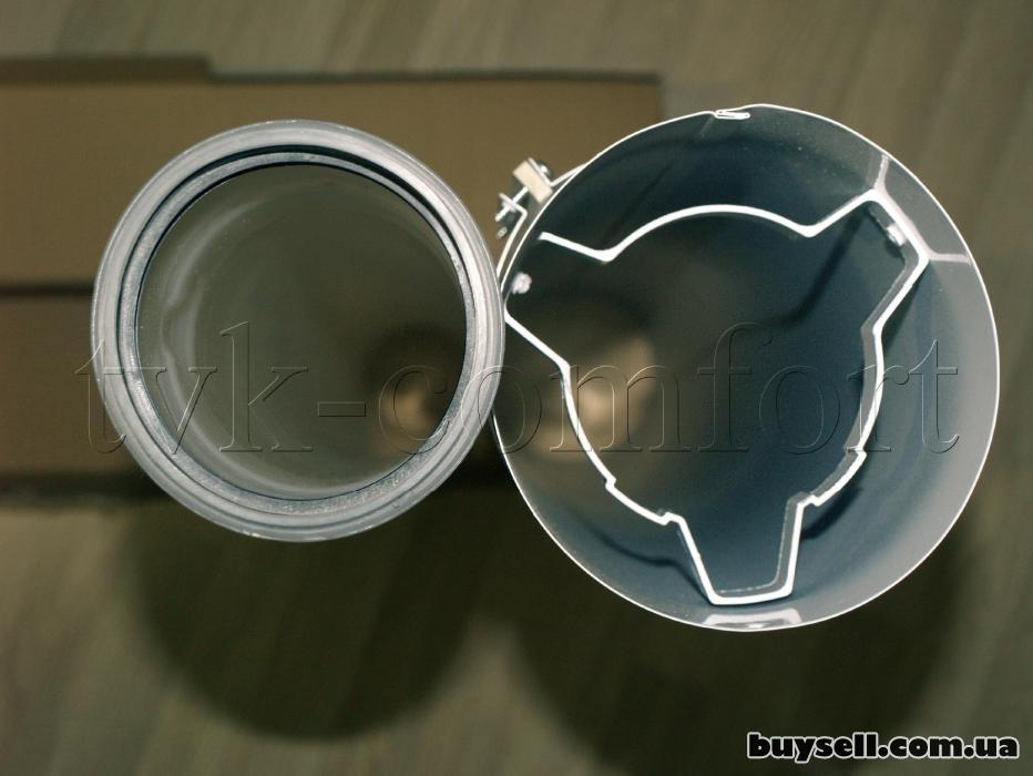 Труба удлинительная Vaillant 80/125мм.х1,0м. ППР арт. 303203 изображение 3