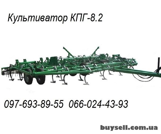 Культиватор КПГ-8.2 изображение 2