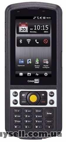 Cipher CP30 терминал сбора данных с Windows Mobile,  ТСД портативный