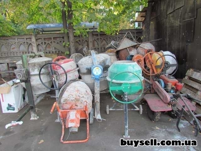 Ремонт бетономешалок,  бензо,  пневмо и електро инструментов.