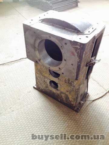 Корпус гранулятора ОГМ1. 5 литой чугунный изображение 3