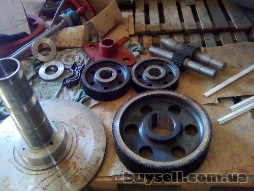 Запасные части для грануляторов марок  ОГМ 1, 5;  ОГМ 0, 8;  ДГВ;  ДГ- изображение 5