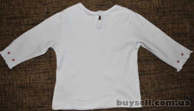 Продам новый летний комплект (комбинезон+футболка)