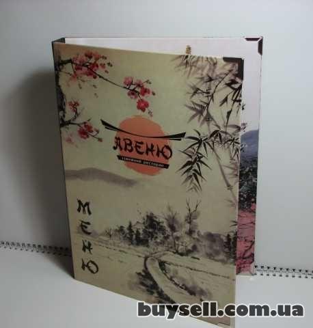 Папки для меню купить счетницы папки карта вин изготовление папок Киев