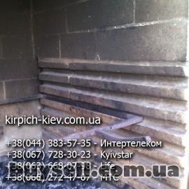 Продаем огнеупорные колосники для барбекю и каминов,  кирпич изображение 2