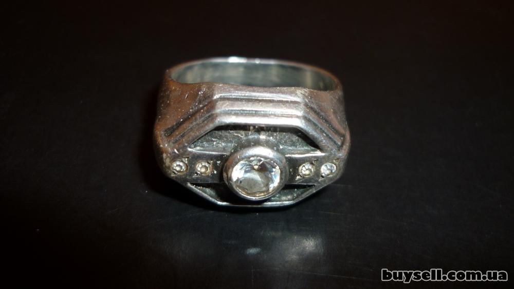 серебряные кольца изображение 2