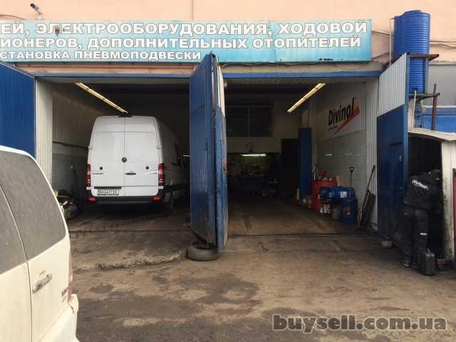 автосервис,  ремонт микроавтобусов Одесса изображение 3