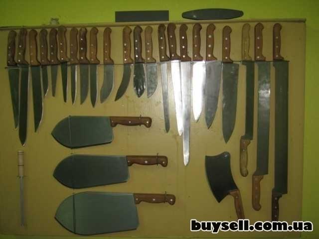 Ножи для мяскокомбинатов,  магазинов,  пищеблоков,  рыбзаводов.