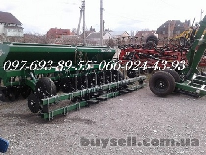 Сеялка Great Plains CPH 1500 no till изображение 3